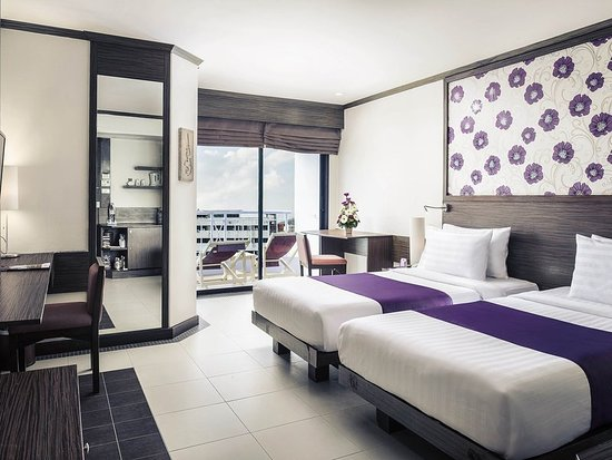 Mercure Pattaya Hotel: Guest room