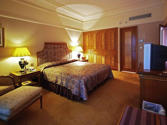 Khamis Mushait, Saudi Arabia: Guest room