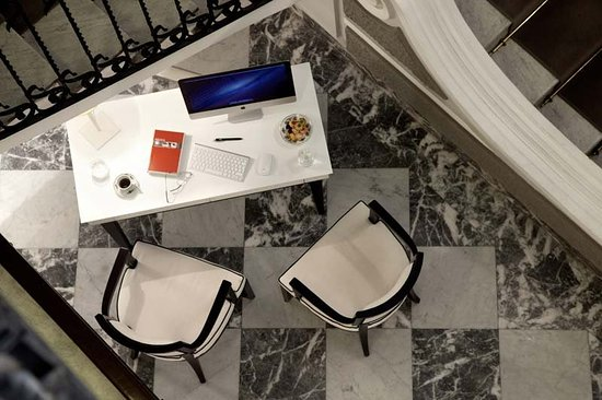 Grand Hotel Santa Lucia: Lobby