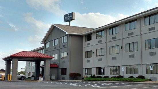 Country Inn & Suites by Radisson, Abingdon, VA: Exterior