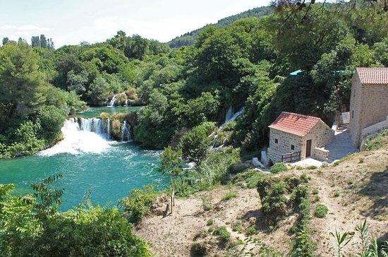 Krka Waterfalls Tour de Trogir