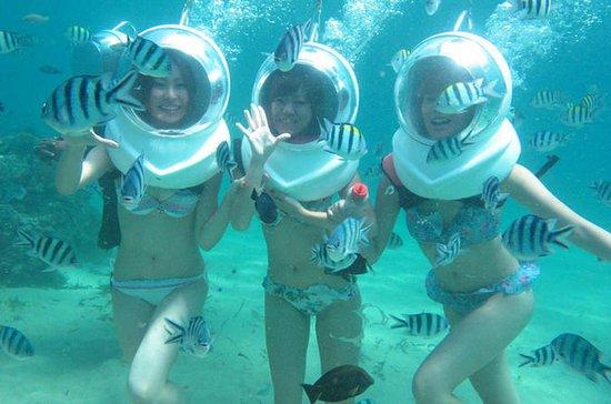Mer de Bali Walker Experience