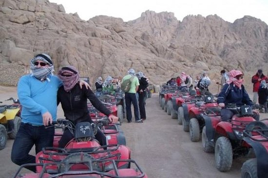 Quad Bike and Camel Ride Tour with...