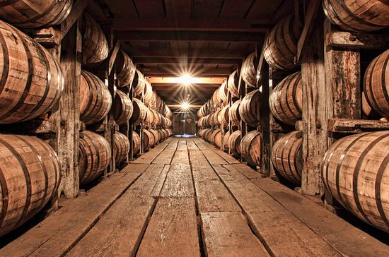 Kentucky Bourbon Distilleries Tour...