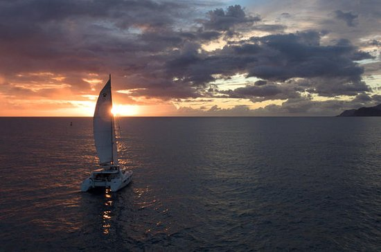 Private Oahu Sunset Charter with...