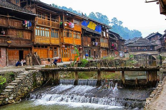 5 Tage Südost Guizhou Landschaft...