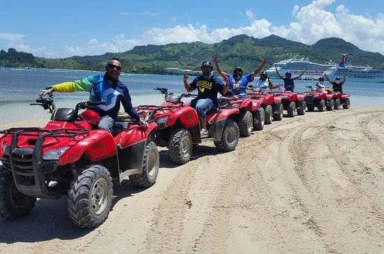ATV Quads LET'S RIDE de Puerto Plata...