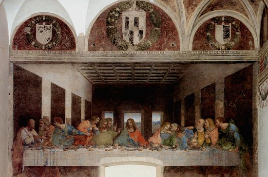 Da Vinci's Last Supper and Sforza...