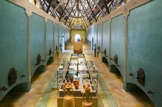 自助参观Pagos del Rey葡萄酒博物馆