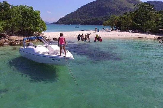 Full day in Ilha Grande -tropical ...