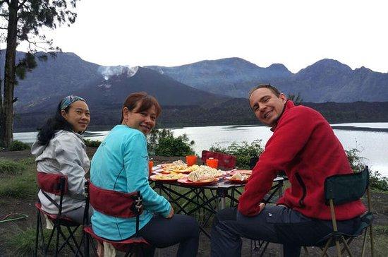 Mt Rinjani Trekking 4 Days and 3...