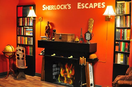 Sherlock's Escapes - A Scandal in...