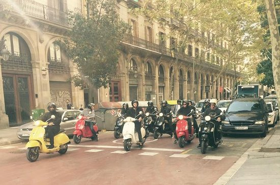 Barcelona City Arquitecture Tour by ...