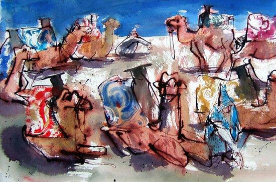 Excursão de artista em Agadir - viagem...