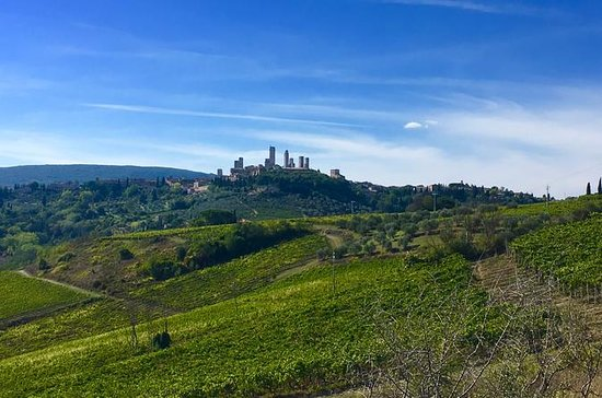Siena, Monteriggioni, San Gimignano...