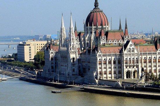 Tour del Parlamento e cena e crociera