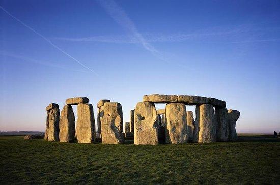 Stonehenge, Windsor Castle og Bath...