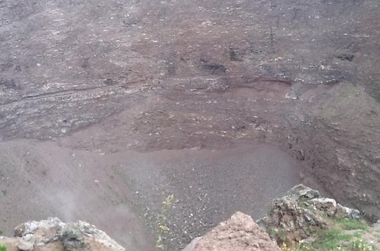 Escursione al Vesuvio e tour del vino