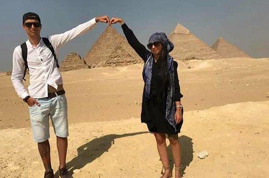 エジプトの最高の三日間カイロとアレクサンドリア