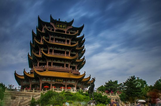 3-Hour Private Wuhan Tour to Yellow...