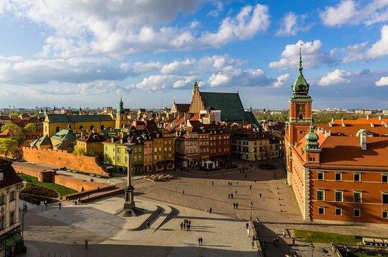 Voyage d'après-midi: Varsovie - la...