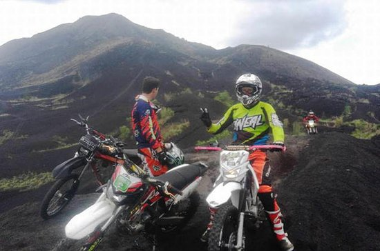 Black Lava Dirt Bike Adventure at...