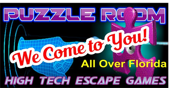Puzzle Room Escape - We Come To You