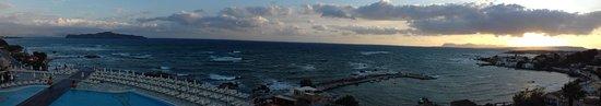 Galatas, اليونان: ανεπανάληπτη θέα