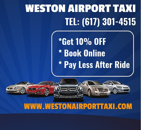 Weston Airport Taxi