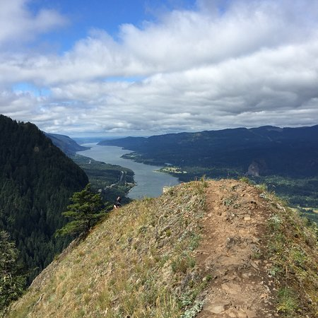 Columbia River Gorge: The gorge from a few different locations