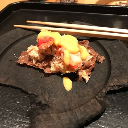 Jiki Miyazawa: One of the most amazing meals I have ever experienced.