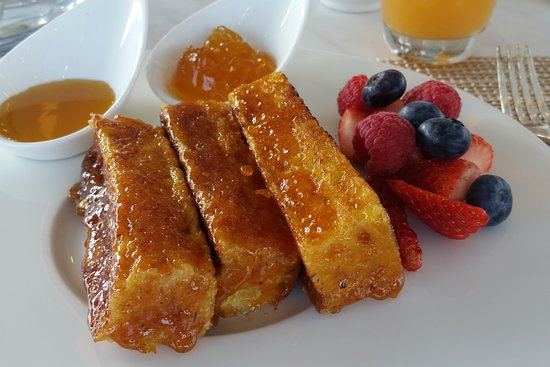 Harbour Grand Hong Kong: Breakfast French Toast