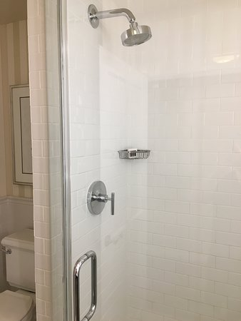 Del Mar, Californië: Attached shower head