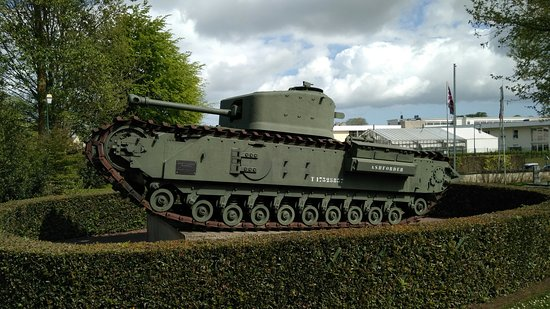 Museum of the Battle of Normandy: IMG_20180425_121720_large.jpg
