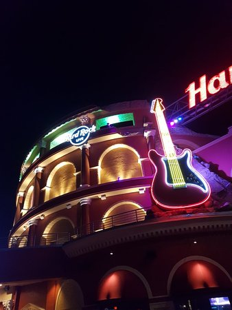 Hard Rock Cafe Orlando Vegetarian