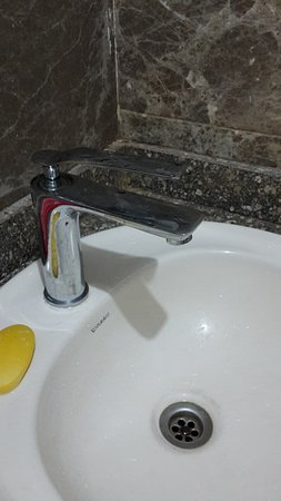 El Forsan Hotel: The Brand New Faucet Water Hand Mixer changed on my Remark