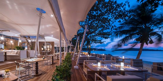 Best Restaurant In Koh Samui Review Of The Tent