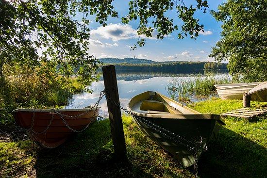 Jyväskylä, Finnland: Lake Tuomiojärvi, photo by: Atacan Ergin