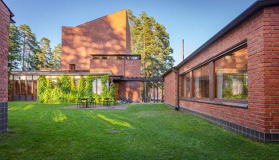 Jyväskylä, Finnland: Alvar Aalto architectural location, Säynätsalo Town Hall