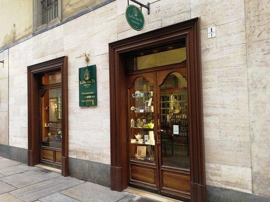 La Via del te Torino