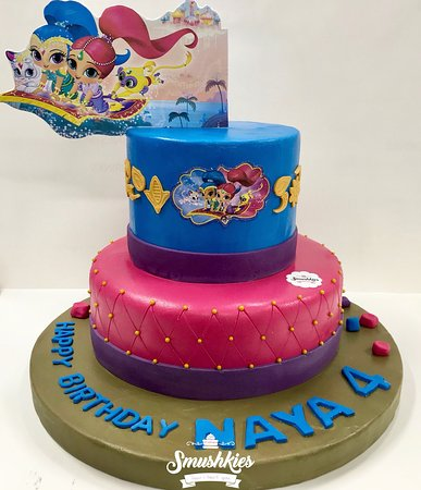 Tremendous Customized 3D Birthday Cakes Picture Of Smushkies Beirut Funny Birthday Cards Online Alyptdamsfinfo