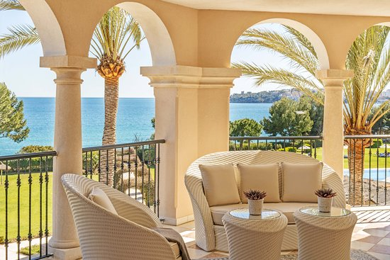 Costa d'en Blanes, Spain: Diamond Suite private Terrace