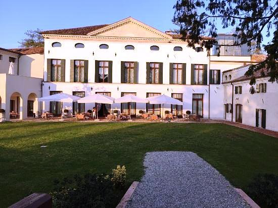 Mestre, Italie : Villa Barbarich
