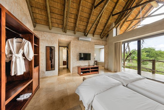 Kapama Southern Camp : Southern Camp Family Villa - 2nd Bedroom