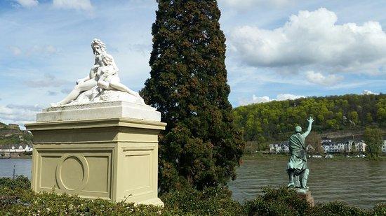 Joseph Gorres Denkmal