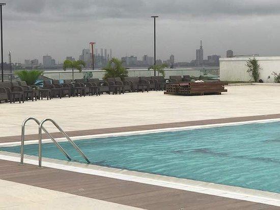 Pool - Picture of Amara Suites Eko Atlantic, Lagos - Tripadvisor
