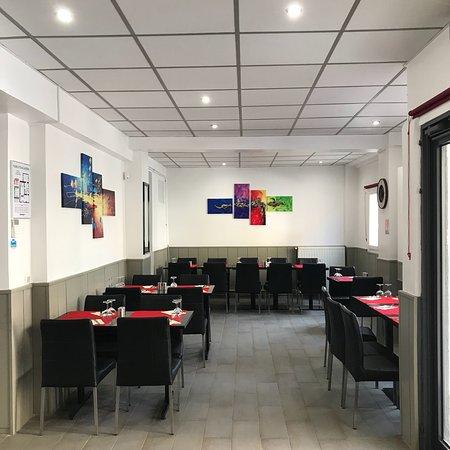 Rosny-sur-Seine, Francja: Le Banquet