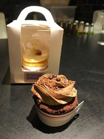 創新港式口味cupcake