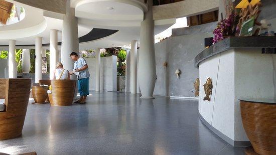 Jamahkiri Resort & Spa: Lobby