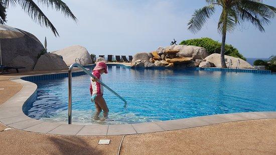 Jamahkiri Resort & Spa: Pool